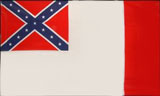 Third Confederate Flag - Blood Stained Banner