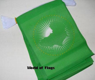 African Union Bunting 9m