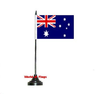 Australia Table Flag