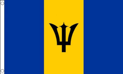 2ft by 3ft Barbados Flag