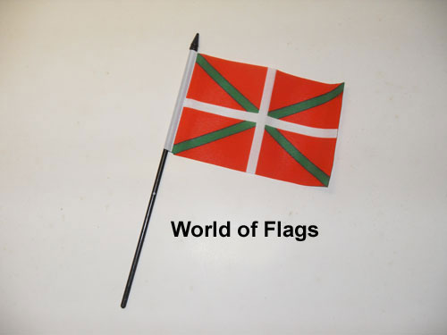 Basque Hand Flag
