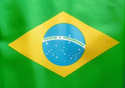 2ft by 3ft Brazil Flag World Cup Offer
