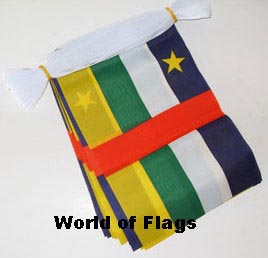 Central African Republic Bunting 3m
