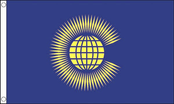 Commonwealth Flag OLD DESIGN Only A Few Left