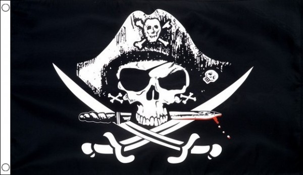 Dead Mans Chest Pirate Flag Special Offer