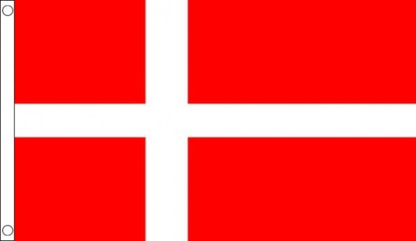 2ft by 3ft Denmark Flag World Cup Offer