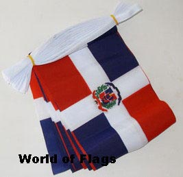 Dominican Republic Bunting 6m