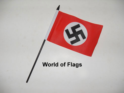 German WW2 Hand Flag   Buy World War 2 Flags For Sale - The World of