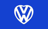 2ft by 3ft VW Flag