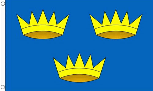 Provinces Irish 5ft With Metal Eyelets 5ft x 3ft 4 Provences Ireland Flag