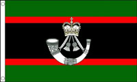 The Rifles Flag