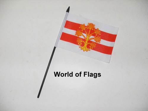 Westmorland Hand Flag