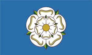 2ft by 3ft Yorkshire Flag
