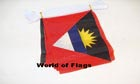 Antigua and Barbuda Bunting 9m