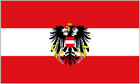 5ft by 8ft Austrian Eagle Flag