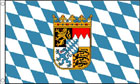 2ft by 3ft Bavaria Flag (A)