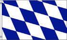 Bavarian Flag No Crest Only a Few Left
