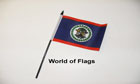 Belize Hand Flag