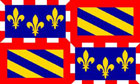 Burgundy Region Flag