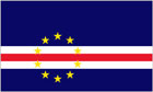 2ft by 3ft Cape Verde Flag