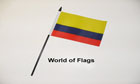 Colombia Hand Flag