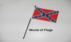 Confederate Hand Flag