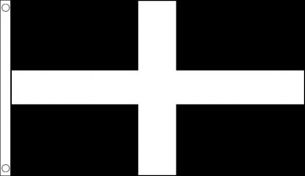 Cornwall Nylon Flag