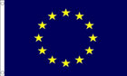 European Union Funeral Flag