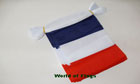 France Bunting 9m