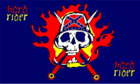 Hard Rider Flag LAST FEW LEFT