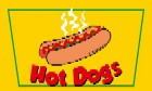 Hot Dogs Flag