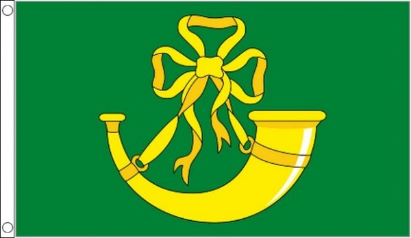 Huntingdonshire Flag