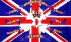 Northern Ireland 6 Counties Flag