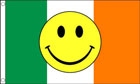 Ireland Smiley Face Flag
