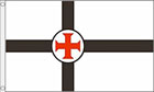 Knights Templar Secret Society Flag