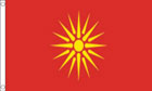 Old Macedonia Flag Only A Few Left