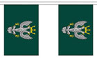 Mercian Regiment Bunting 3m