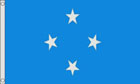 2ft by 3ft Micronesia Flag
