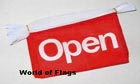 Open Bunting 3m