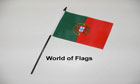 Portugal Hand Flag