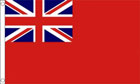 Red Ensign Funeral Flag
