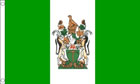 2ft by 3ft Rhodesia Flag
