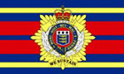 Royal Logistic Corps Flag