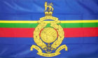Royal Marines Flag