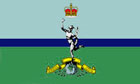 Royal Signals Corps Flag