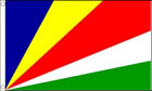 2ft by 3ft Seychelles Flag