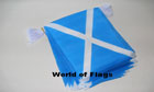 Scotland St Andrews Cross Bunting 3m