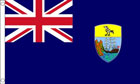 2ft by 3ft St Helena Flag