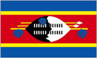 2ft by 3ft Swaziland Flag