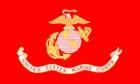 US Marine Corps Flag Only A Few Left